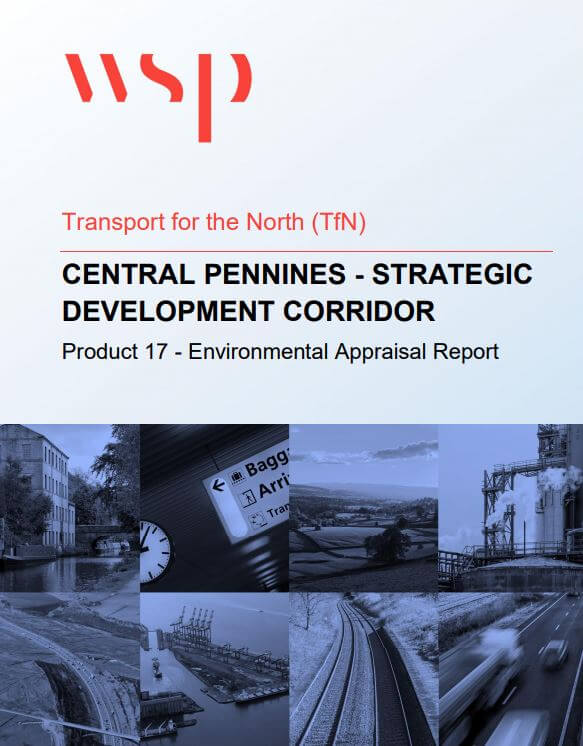 Publications Archive - Transport for the North Archive - Transport