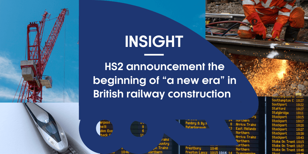 HS2 announcement 'fabulous news' for the north