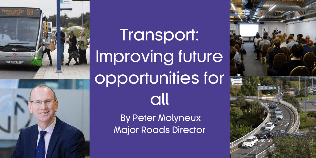 Transport improving opportunities