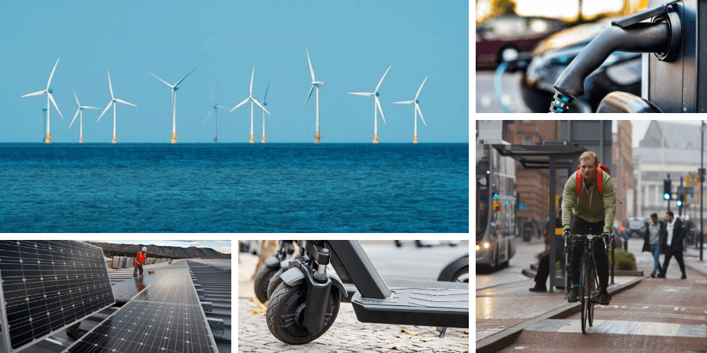 At Transport for the North, we believe the decarbonisation of transport is key to creating a low-carbon environment to combat climate change.