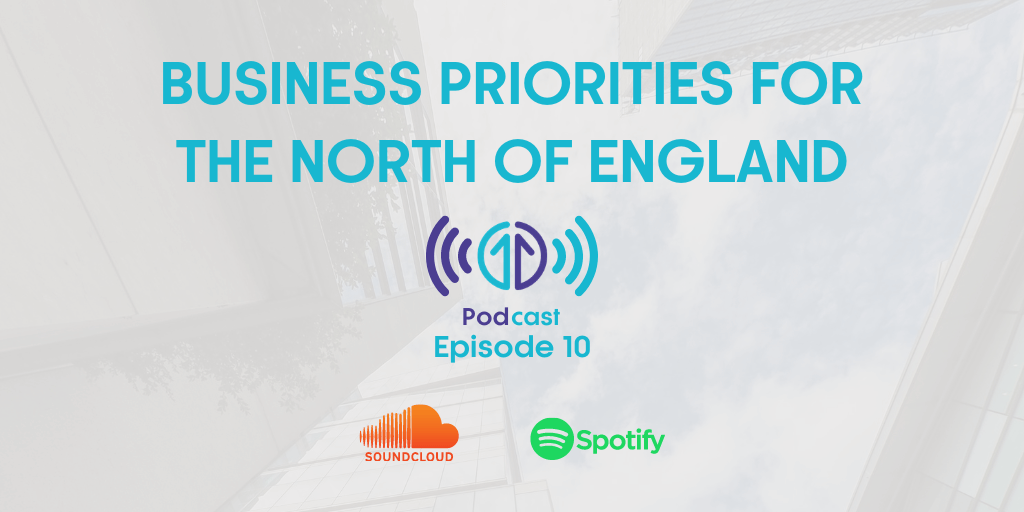 TfNTalks Business Podcast banner