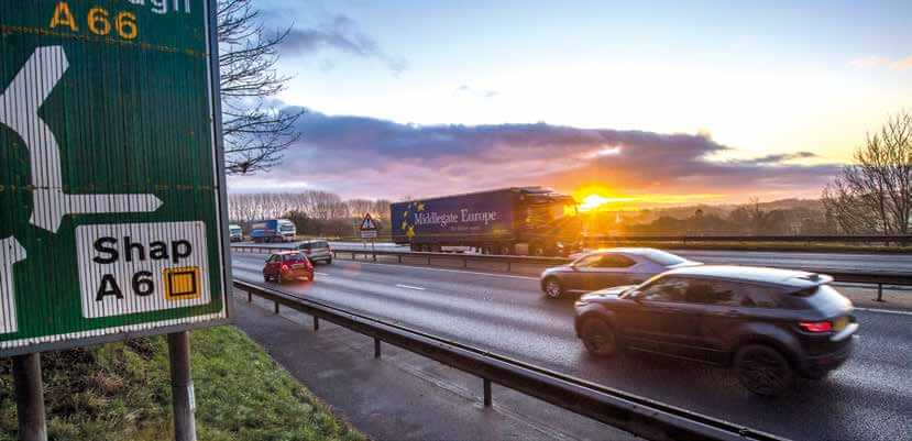 A66 Northern Trans-Pennine project